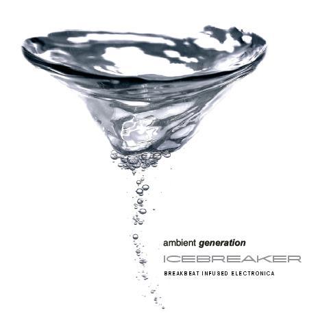 Album cover for Icebreaker - my second album