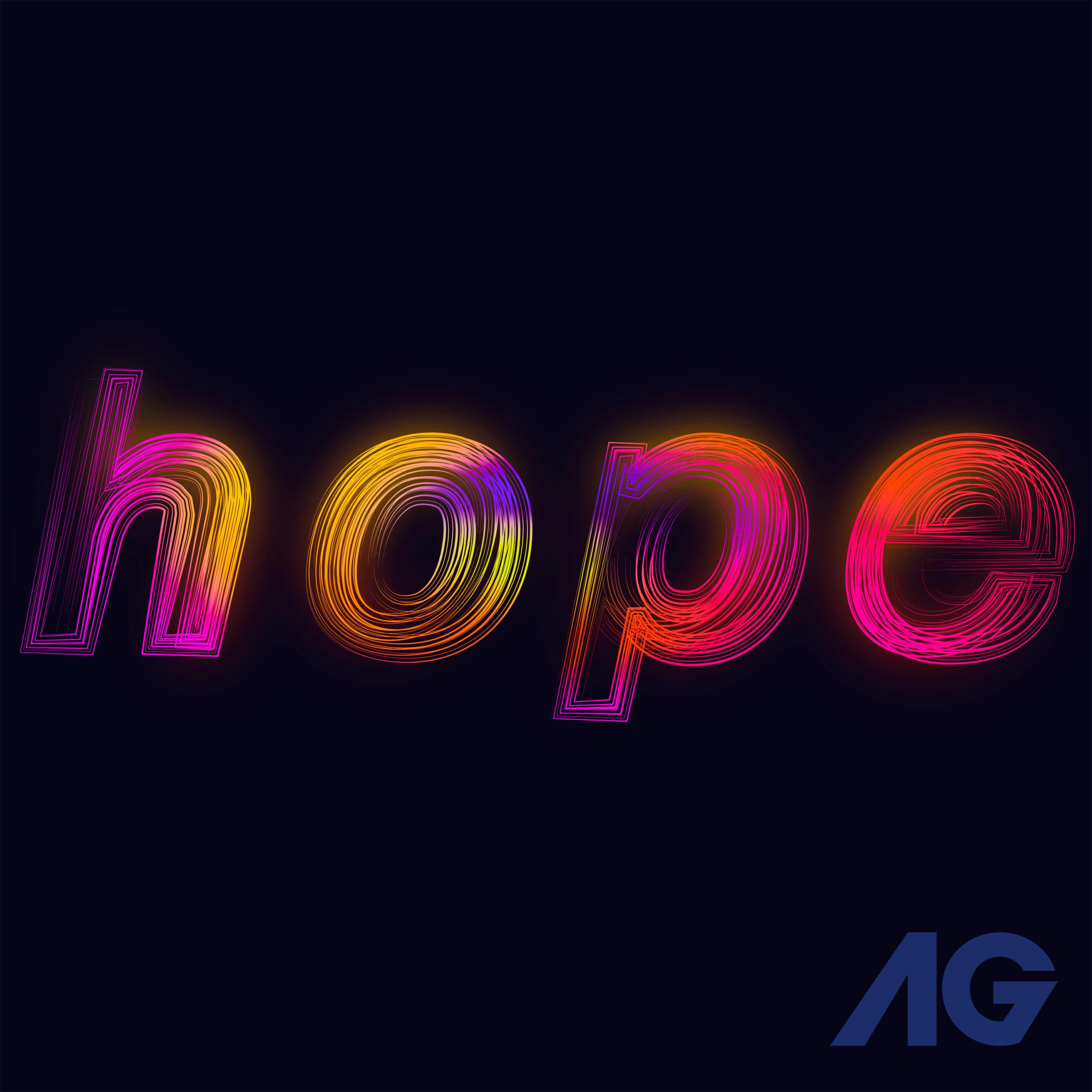 hope single cover